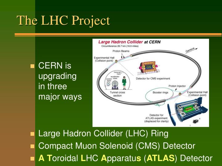 The LHC Project