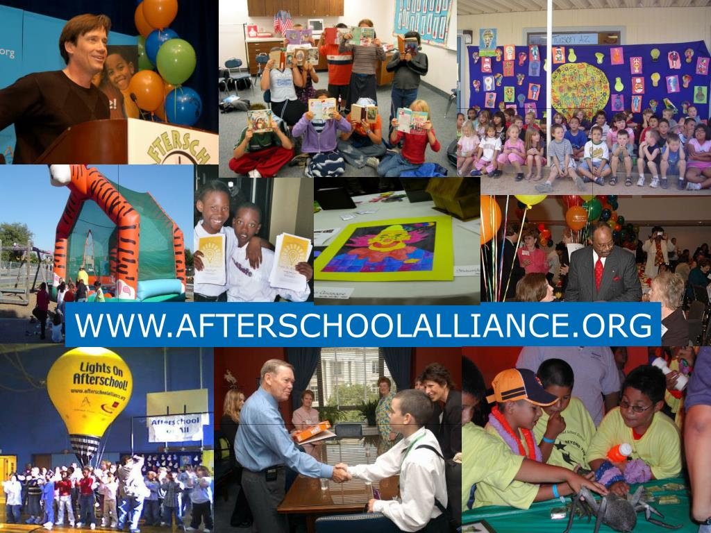 WWW.AFTERSCHOOLALLIANCE.ORG