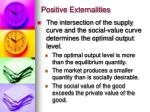 positive externalities14