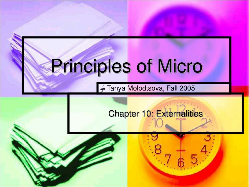 principles of micro l.