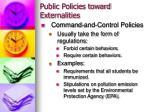 public policies toward externalities20