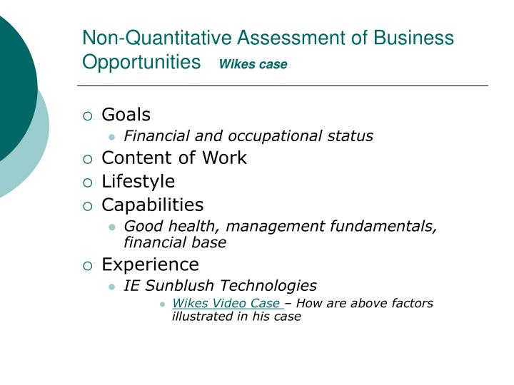 a quantitative assessment of factors affecting Qualitative factors: matters that affect the organization's social and legal licence to operate or matters that affect the availability, quality and affordability of the capitals the organization uses or affects (eg matters affecting reputation and credibility such as regulatory infringements, sensitive factors like fatalities, pollution.