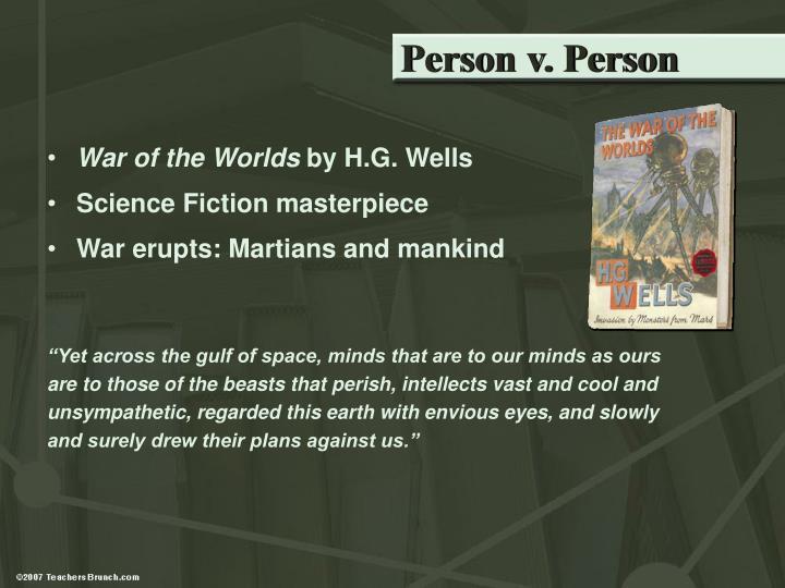 Person v. Person