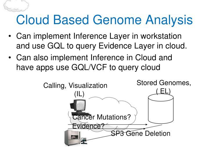 Cloud Based Genome Analysis
