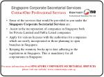 singapore corporate secretarial services contactone professional services4