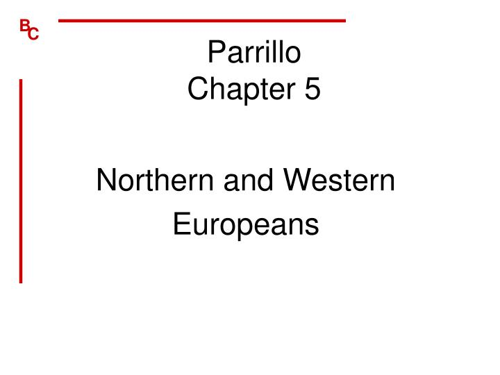 Parrillo chapter 5