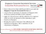 singapore corporate secretarial services contactone professional services4