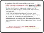 singapore corporate secretarial services contactone professional services8