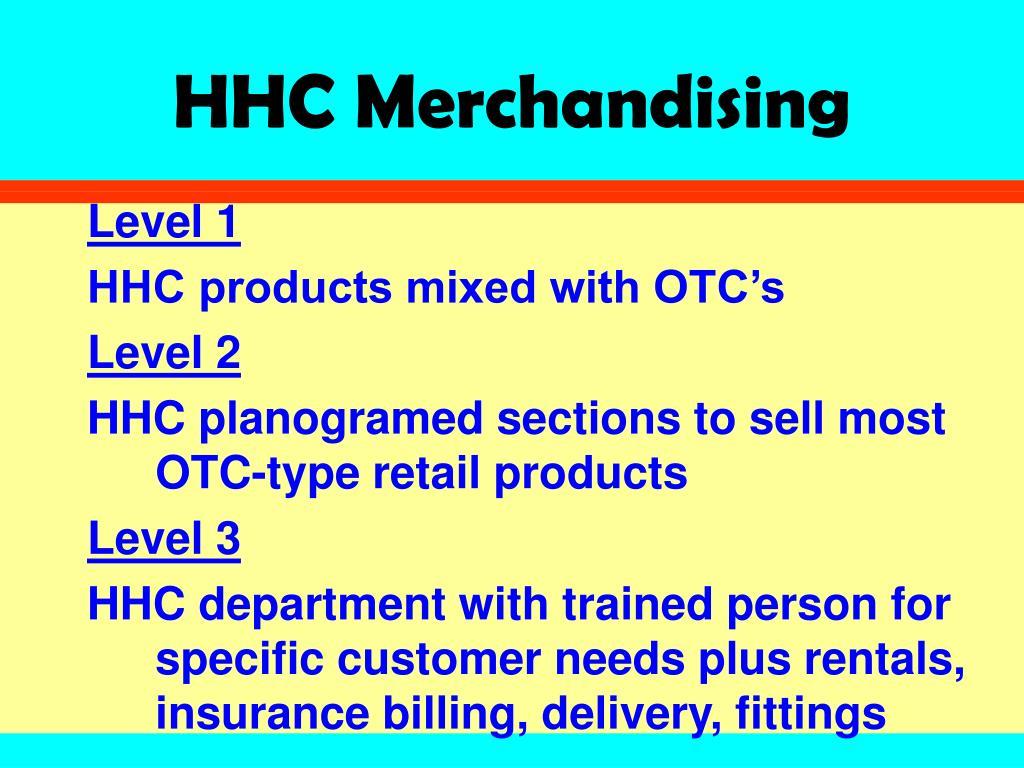 HHC Merchandising
