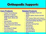 orthopedic supports