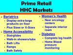 prime retail hhc markets