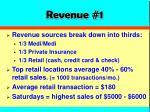 revenue 1