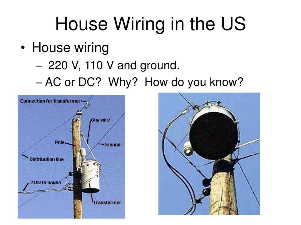 House Wiring in the US