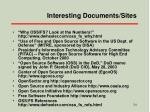 interesting documents sites