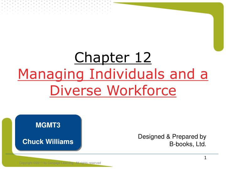 companies and the management of diversity in the workforce Workforce diversity is the biggest challenge and at the same times the biggest opportunity for the 21st century managers diversity management is a strategy to promote the perception, acknowledgement and.