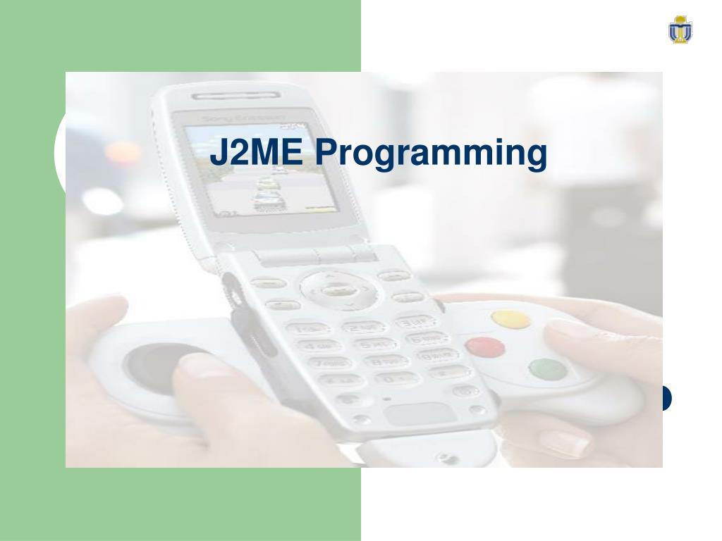 j2me programming l.