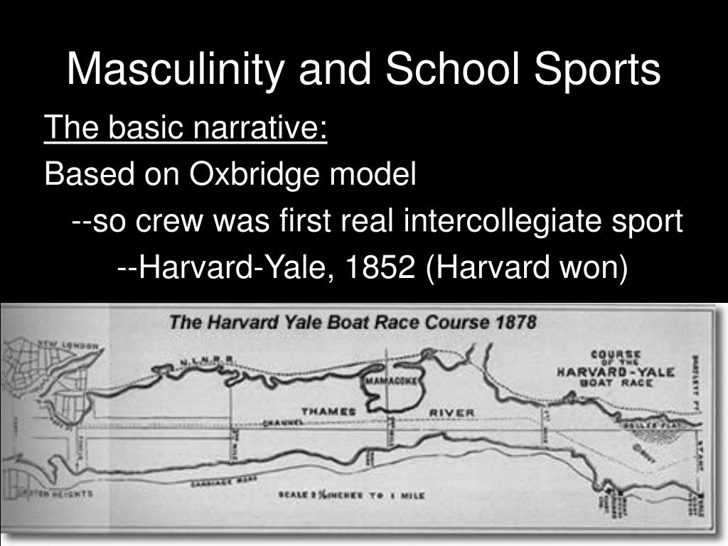 Masculinity and School Sports