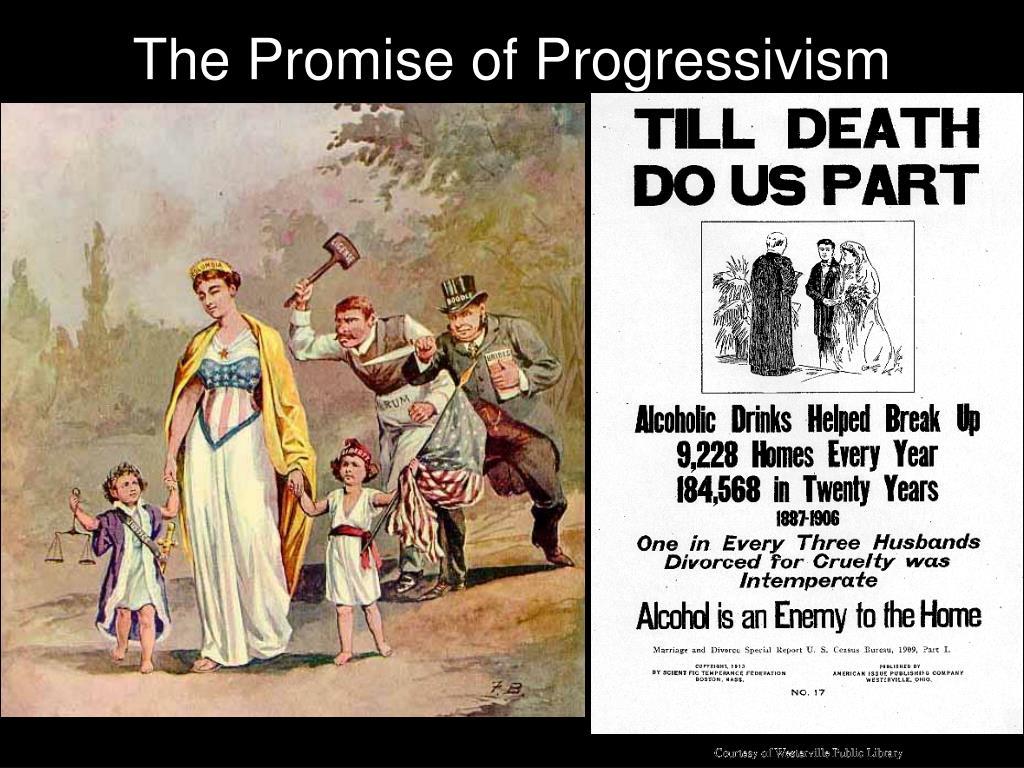 The Promise of Progressivism