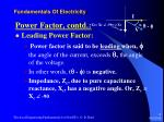 fundamentals of electricity31