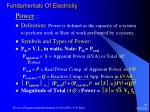 fundamentals of electricity7