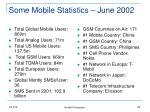 some mobile statistics june 2002
