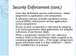 security enforcement cont12