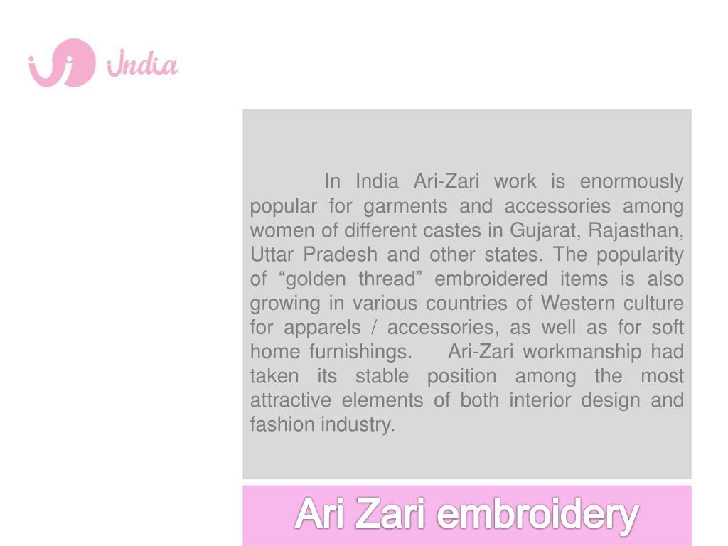In India Ari-