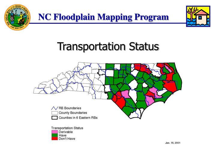 Transportation Status