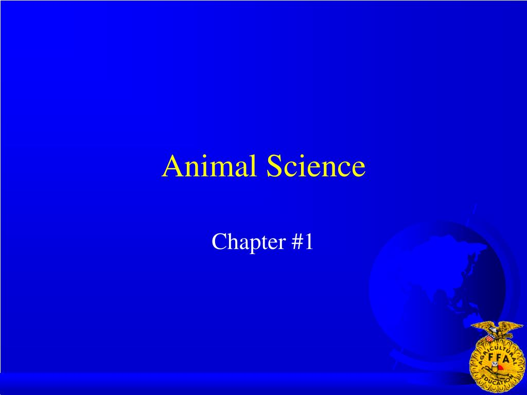 animal science l.