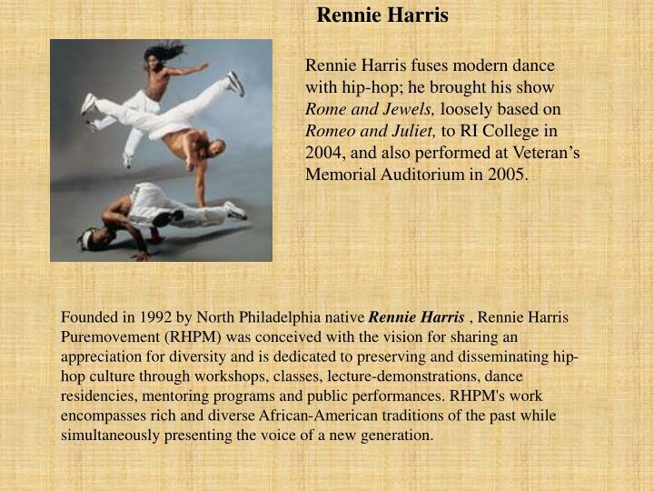 Rennie Harris