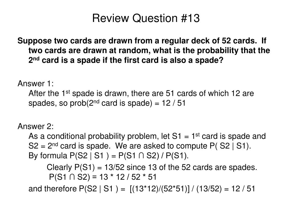 Review Question #13