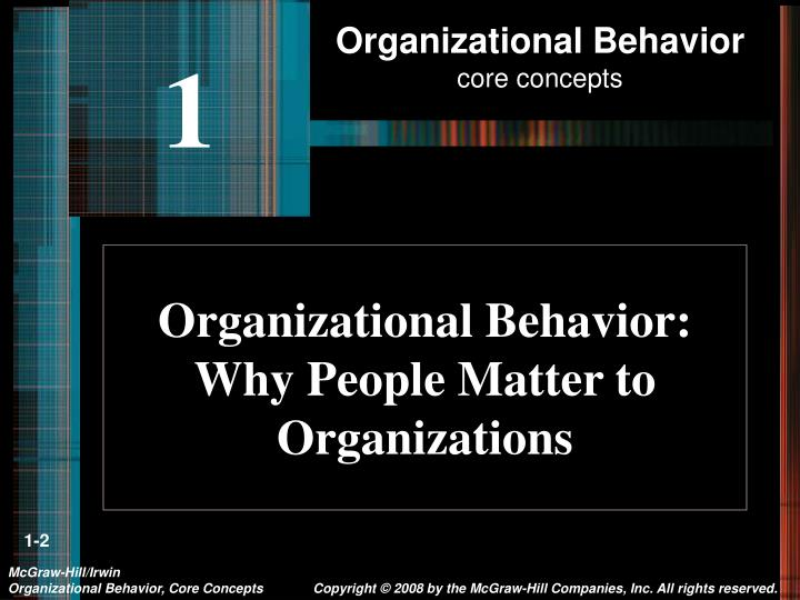 learning about organizational behavior Personalize learning with mymanagementlab inspire the exchange of new ideas and discussion with mymanagementlab mymanagementlab for organizational behavior is a total learning package mymanagementlab is an online homework, tutorial, and assessment program that truly engages students in learning.