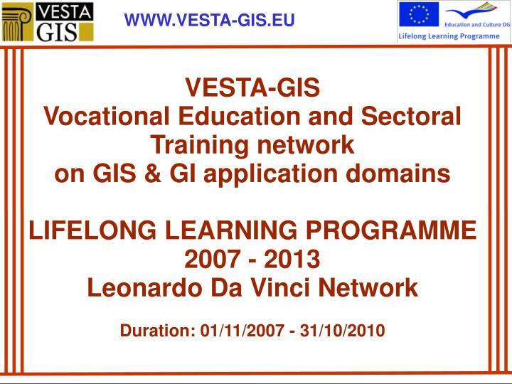 WWW.VESTA-GIS.EU