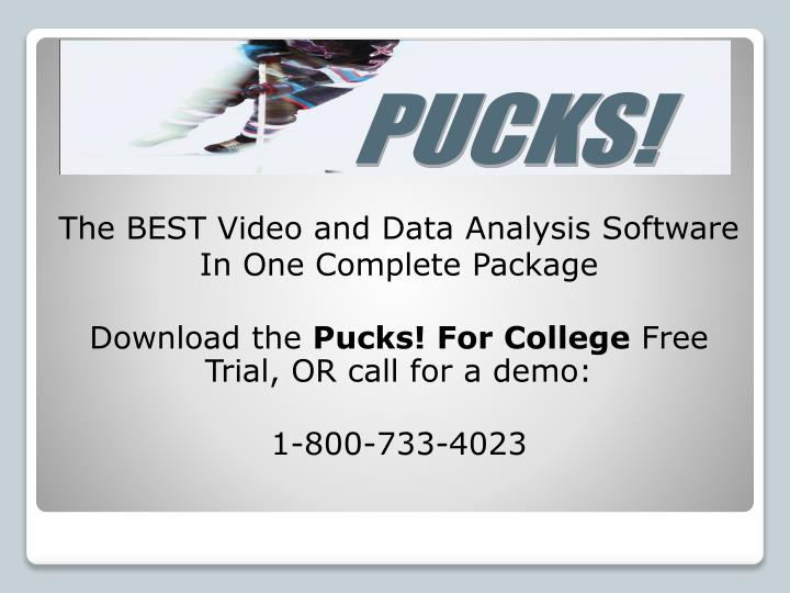 The BEST Video and Data Analysis Software