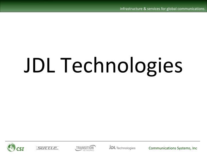 JDL Technologies