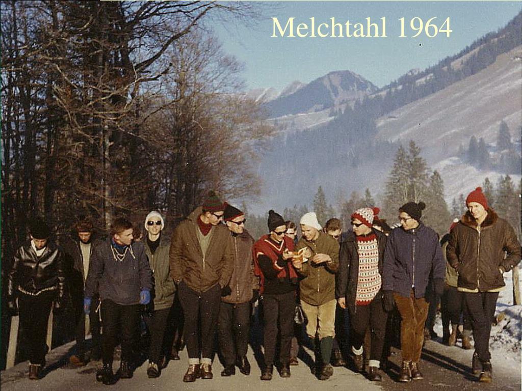 Melchtahl 1964