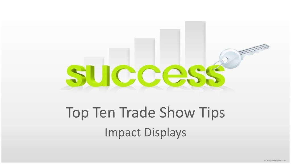 impact displays l.