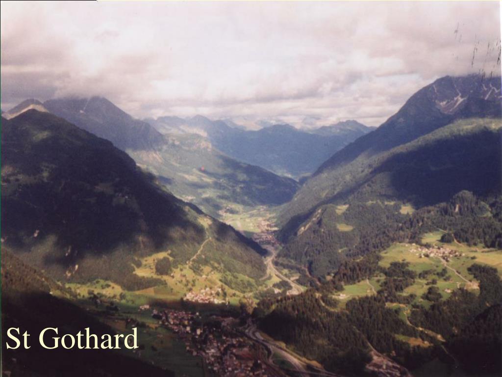 St Gothard