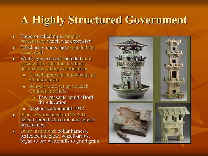 A Highly Structured Government