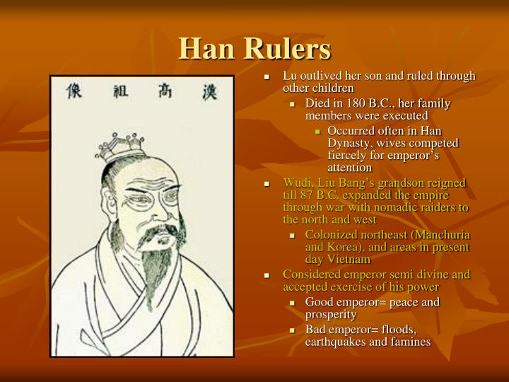 Han Rulers