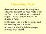 interesting facts138