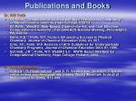 publications and books44