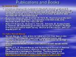 publications and books46