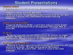 student presentations31