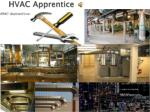 hvac apprentice