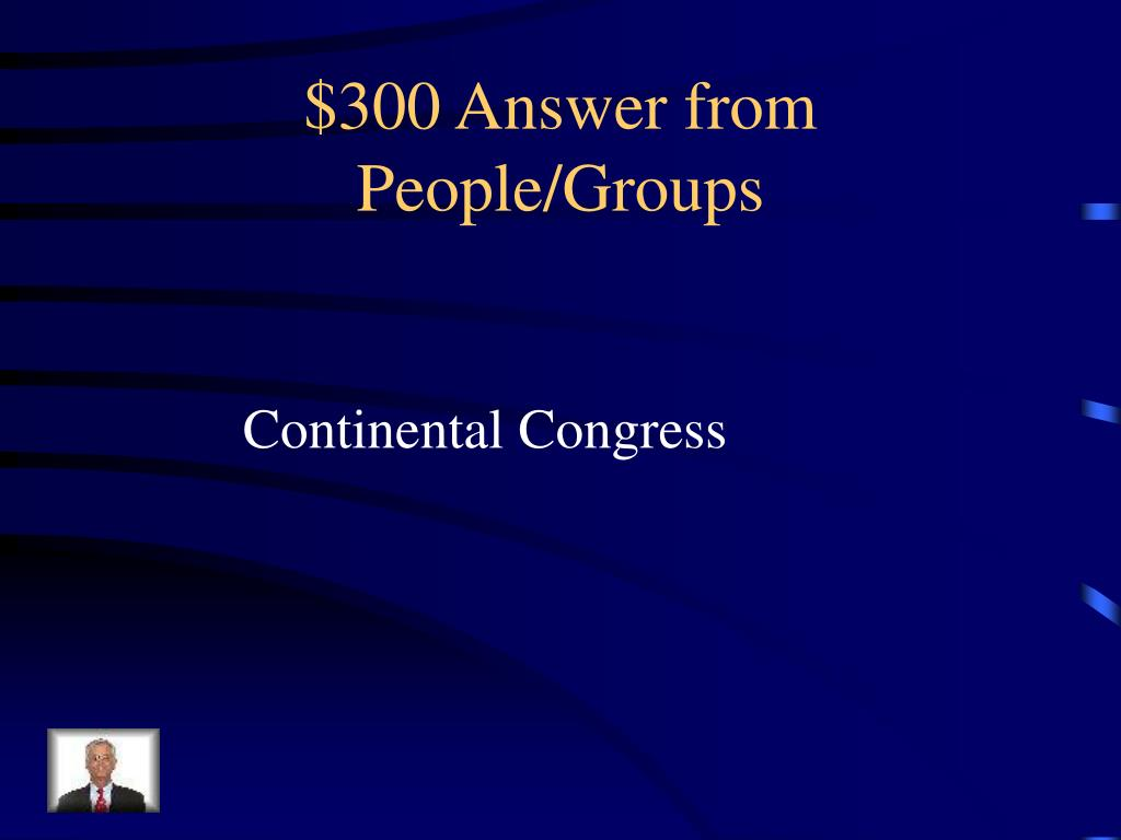 $300 Answer from People/Groups