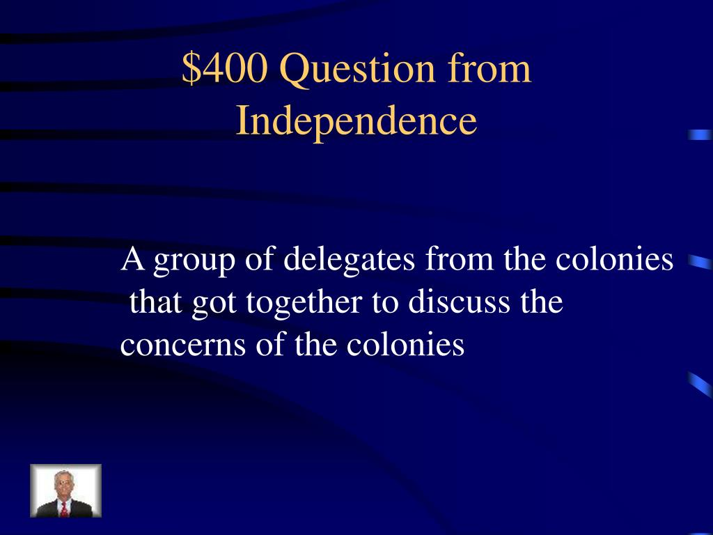 $400 Question from Independence