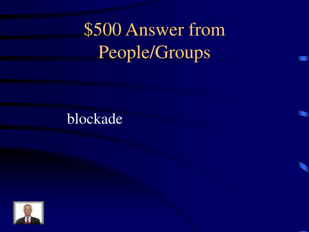$500 Answer from People/Groups