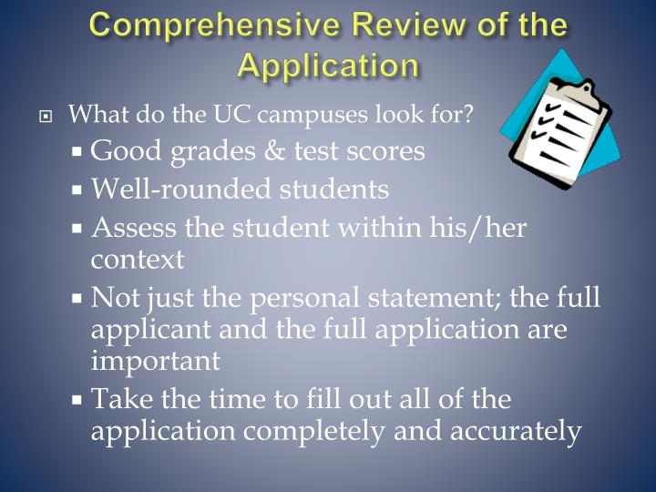 Comprehensive Review of the Application