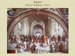 raphael school of athens 1510 11